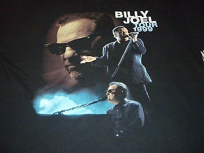 Billy Joel Tour Shirt ( Used Size XL ) Very Good Condition!!!