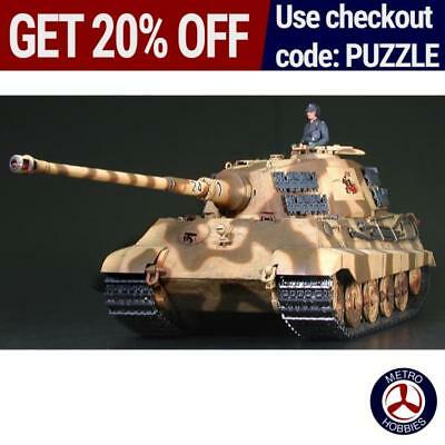 Tamiya 1/16 RC King Tiger Production Turret