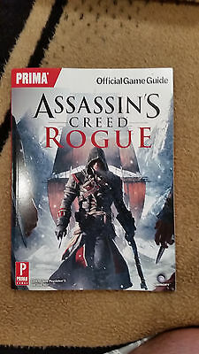 Assassins Creed Rogue Official Strategy Guide