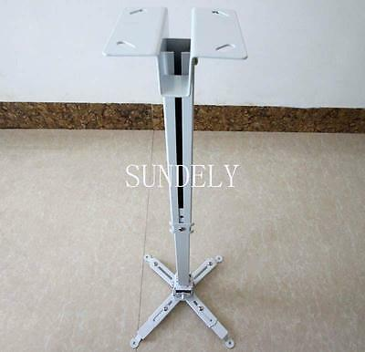 Projector Ceiling Wall Mount Bracket LED LCD DLP Monitor  Tilting Extendable New