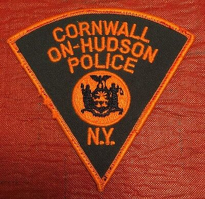Cornwall On Hudson Police New York NY Patch