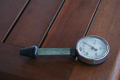 VINTAGE EMPEO COMPRESSION GAUGE Made in Germany Mechanics tools workshop