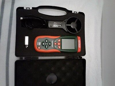 extech hd 300 thermo anemomerer