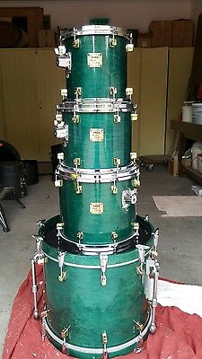 Yamaha Maple Custom Acoustic Drum