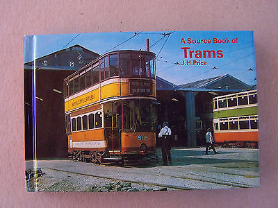 """a Source Of Trams."" Tramways. Light Rail. Book."