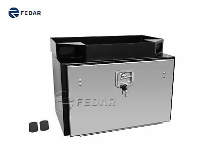 36x18x18 inch Heavy Duty Underbody Truck and Trailer Tool Box with Tray