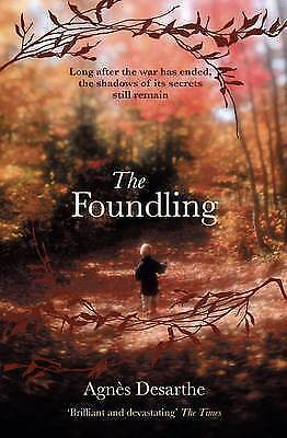 The Foundling by Agnes Desarthe (Paperback, 2013) BRAND NEW