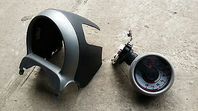 peugeot 107 citroen c1 Toyot aygo1.0 Petrol Rev Counter & surround 2013