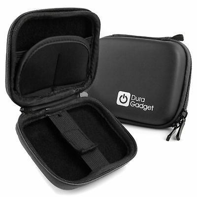 Black Hard Case W/ Carabiner Clip For The Moov HR Fitness Band