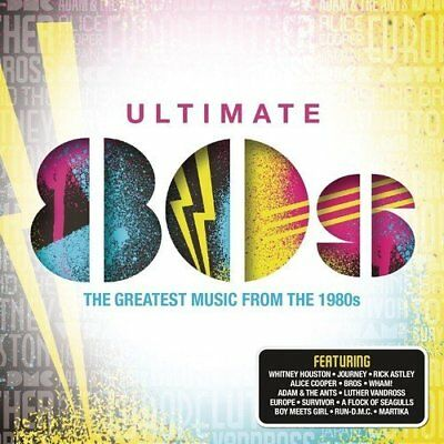 Ultimate... 80S by  New Music CD