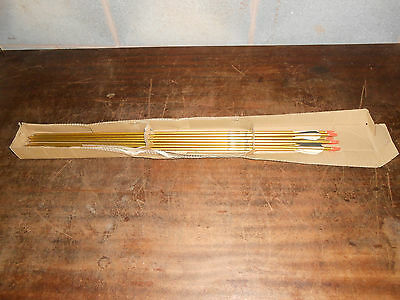 Easton E75 gold 1716 Arrows Set of 7