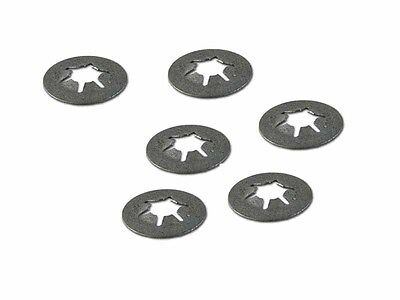 10 x Starlock Washer to fit 4.8mm solid rivet (500)