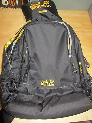 Jack Wolfskin - Perfect Day - Black Backpack