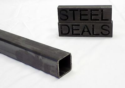 Carbon Square Steel Tubing  - 2 x 2 .125 x 12
