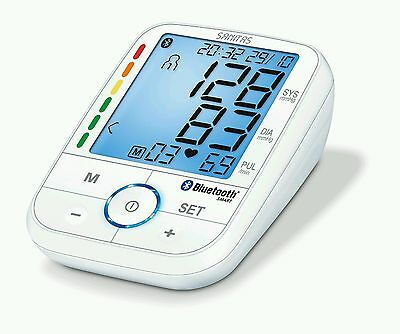 Blood Pressure Monitor Arrhythmia Bluetooth MOBILE APP Made in Germany