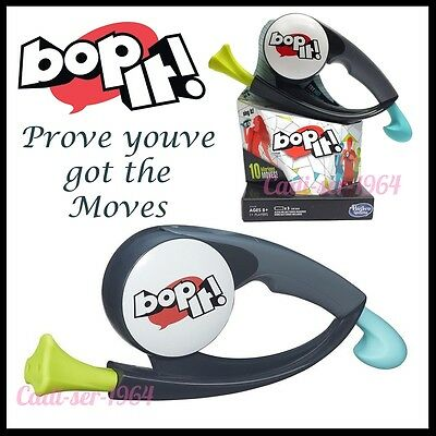 Bop It! Handheld Electronic Game Childrens Kids Family Fun Game Toy 1+ Players
