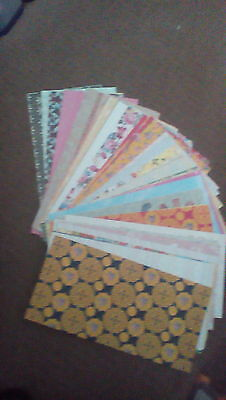 Bumper pack of 6x12 inch paper and card