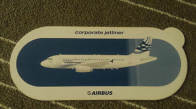 Airbus  Corporate Airlines Sticker