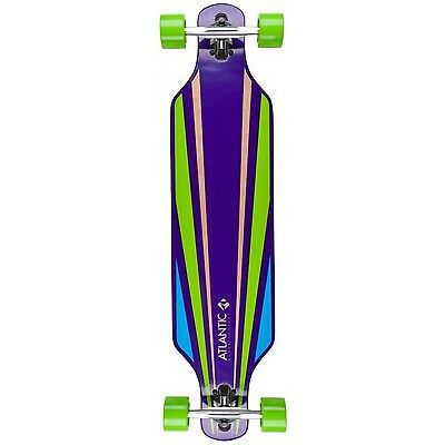 Atlantic Drop Through Longboard - Neptune Blue 39""