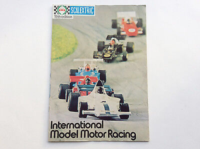 Scalextric Catalogue Fifteenth Edition