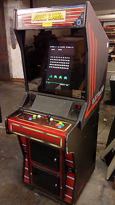 Electrocoin Xenon Cabinet Retro Games Machine Coin Operated Pacman Invaders Etc