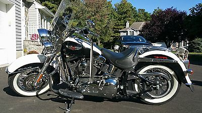2005 Harley-Davidson Softail  Harley-Davidson Soft Tail Deluxe