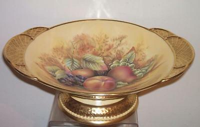 Aynsley Orchard Gold Large Banquet Dish Limited Edition - Paul Hulme Designer