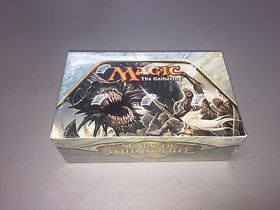 MTG Magic the Gathering Sealed Booster Box Scars of Mirrodin