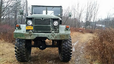 1971 bobbed m35a2 duece and half m35