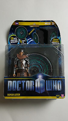Doctor Who - Roman Auton And Pandorica Cd 02 - Brand New Sealed