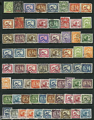 INDOCHINA Old Mint & Used x70 from old albums  [P356