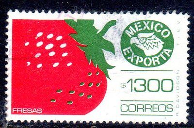 Mexico Exporta Stamp. Thought to be Stanley Gibbons 1360rb.