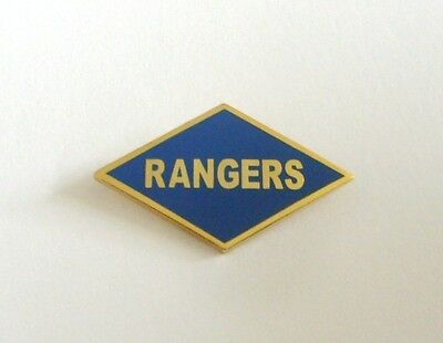 RANGERS  (Badge émail/pin's)