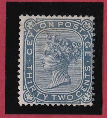 CEYLAN- N° 54 - 32.p ardoise   STAMP NEW  price catalog :170 €
