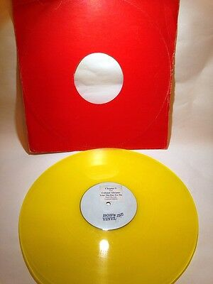 Chapter 9 Feat Colonel Abrams - Your The One For Me (Yellow Vinyl)