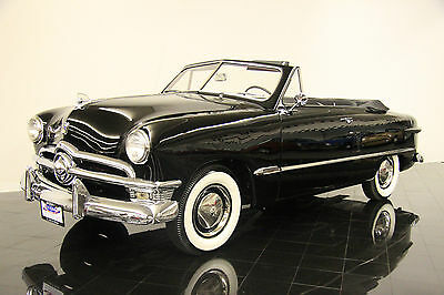 1950 Ford Other Custom 1950 Ford Custom *$557 PER MONTH* Frame-off Restored Power Cloth Top Loaded