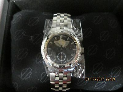 Harley Davidson 100th Anniversary Limited Edition Woman's Wristwatch #95