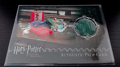 Harry Potter Prisoner of Azkaban -Dervish & Banges Bag Prop Card 361/484