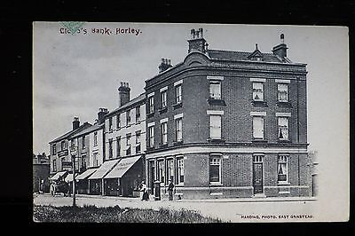 Postcard Of Lloyd's Bank Horley Posted 1905