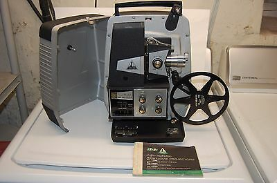 Sears Tower Model 584.92820 Silent 8Mm Movie Projector - Fully Tested - Mint
