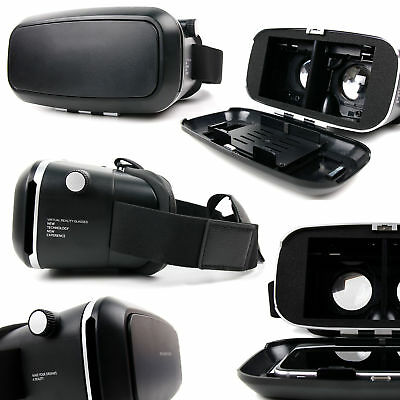 Padded VR Headset - Compatible with Lenovo Smartphones