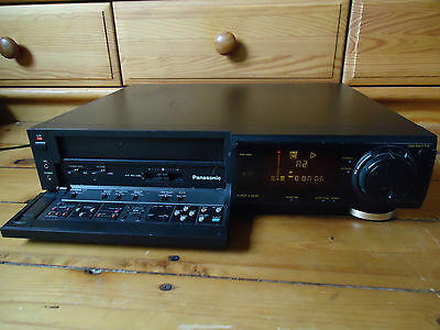 Panasonic Nv-Fs88 Hq S-Vhs Hifi Stereo Videorecorder Super 4 Head