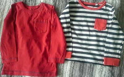 boys bundle of clothes, next long sleeve tops 18-24 months