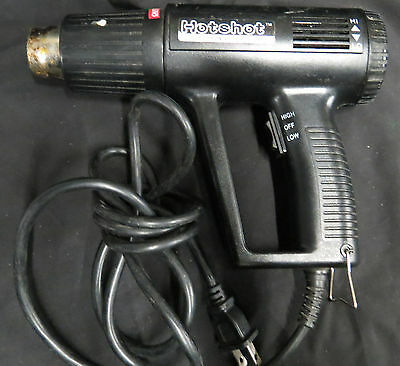 Hotshot Electronic Heat Gun NEG-101A good used CONDITION