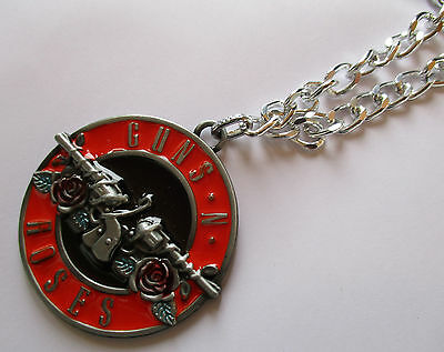 Guns 'n Roses Necklace