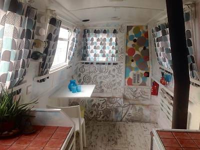 Narrowboat 70ft cruiser stern continuous cruiser located in London £38000 ono