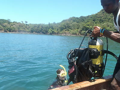 All inclusive scuba diving holiday in Banana Island, West Africa