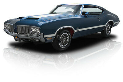1970 Oldsmobile 442  Documented Restored Numbers Matching Investment Grade 442 W-30 455 V8 4 Speed