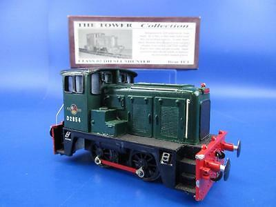 "O Gauge Kit Built The Tower Collection 02 Class 0-4-0 Shunter ""d2854"""