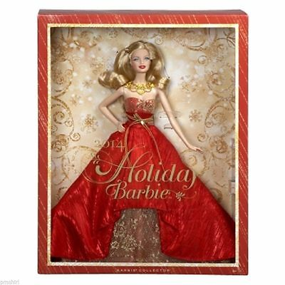 2014  Holiday Barbie Collection --# BDH13